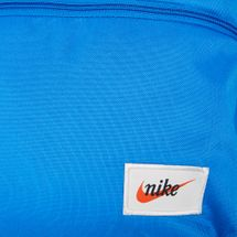 Nike Heritage Label Backpack - Blue, 1221724