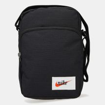 Nike Heritage Cross Body Bag - Black, 1603823