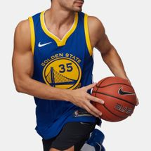 Nike NBA Golden State Warriors Kevin Durant Authentic Basketball Jersey