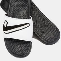 Nike Benassi Just Do It Chenille Slides, 1275377