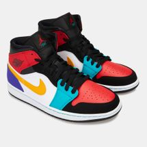 Jordan Men's Air Jordan 1 Mid Shoe - Multi, 1529468