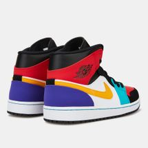 Jordan Men's Air Jordan 1 Mid Shoe - Multi, 1529469