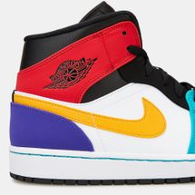Jordan Men's Air Jordan 1 Mid Shoe - Multi, 1529471