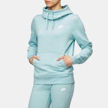 Nike Sportswear Funnel Neck Fleece Hoodie
