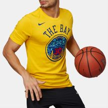 Nike NBA Golden State Warriors Dry Basketball T-Shirt