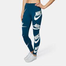 Nike Sportswear Graphic Leg-a-see Leggings