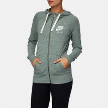 Nike Sportswear Gym Vintage Full-Zip Hoodie