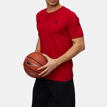 Jordan Rise Basketball Photo T-Shirt