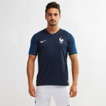 Nike France Home Stadium Football Jersey - 2018
