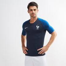 Nike France Vapor Home Match Football Jersey - 2018