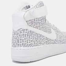 Nike Air Force 1 Luxe High Shoe, 1218825