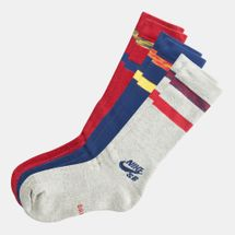 Nike Skateboarding Crew Socks - 3 Pack