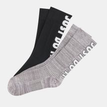 Nike Just Do It Sneaker Sox Socks