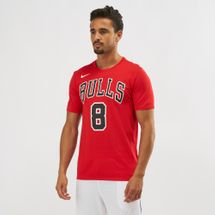 Nike NBA Chicago Bulls Zach LaVine Dri-FIT T-Shirt
