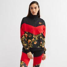 Nike Sportswear Floral Printed Jacket