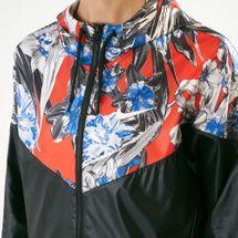 Nike Women's Sportswear Allover Print Cropped Jacket, 1541307