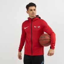 Nike NBA Chicago Bulls Therma Flex Showtime Hoodie