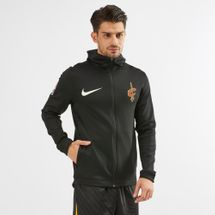 Nike NBA Cleveland Cavaliers On-Court Therma Flex Showtime Full-Zip Hoodie