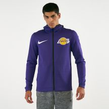 Nike Men's NBA Los Angeles Lakers Therma Flex Showtime Hoodie