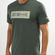 Nike Men's Dry DB Bar T-Shirt, 1482695