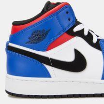 Jordan Kids' Air Jordan 1 Mid Shoe (Younger Kids), 1533230