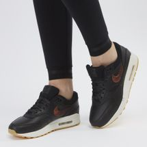 Nike Air Max 1 Premium Shoe Black