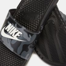Nike Benassi Just Do It Print Slide Sandals, 1275449