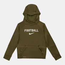 Nike Kids' Therma Footbal Hoodie (Junior, 8-15 years)