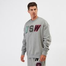 Nike Sportswear Fleece Sweatshirt Grey