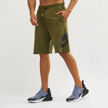 Nike Sportswear Logo Shorts