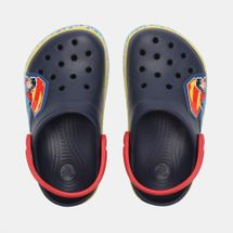 Crocs Kids' Crocband™ Superman™ Clogs, 201036
