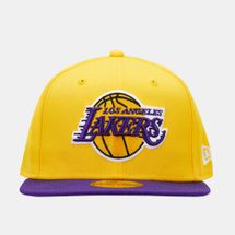 New Era Men's NBA LA Lakers Basic 59FIFTY Cap, 1583139