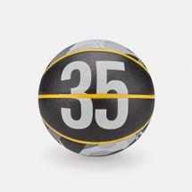 كرة السلة كيفن ديورانت بلاي جراوند من نايك للرجال (مقاس 7) - أسود, 1976683