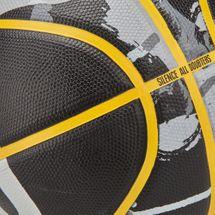 كرة السلة كيفن ديورانت بلاي جراوند من نايك للرجال (مقاس 7) - أسود, 1976684