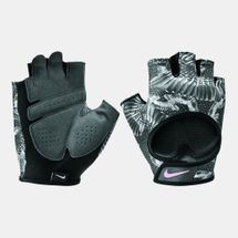 Nike Women's Printed Fitness Gym Gloves