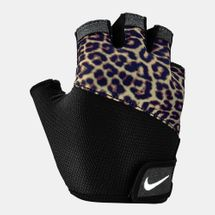 Nike Women's Printed Elemental Fitness Gym Gloves