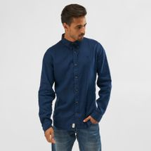 Timberland Rattle River Slim Fit Linen Shirt