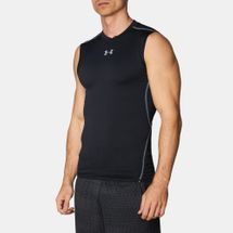 Under Armour™ HeatGear® Armour Compression Sleeveless T-Shirt