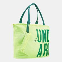 Under Armour Big Wordmark Tote Bag - Yellow, 1288527