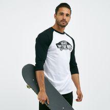 Vans Off The Wall Raglan T-Shirt