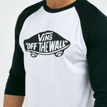 Vans Off The Wall Raglan T-Shirt