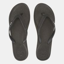 Under Armour Atlantic Dune Surf Slides Black