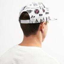 Jordan Men's Pro Graphic Cap - White, 1481314