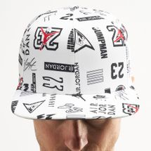 Jordan Men's Pro Graphic Cap - White, 1481315
