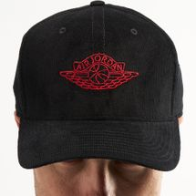 Jordan Men's Classic 99 Wings Cap - Black, 1481318