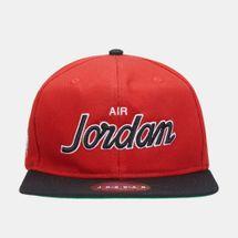 Jordan Men's Pro Script Cap - Red, 1471834