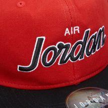 Jordan Men's Pro Script Cap - Red, 1471836