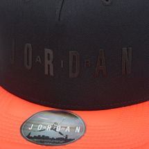 Nike Men's Jordan Pro Legacy Air Snapback Cap - Black, 1465179