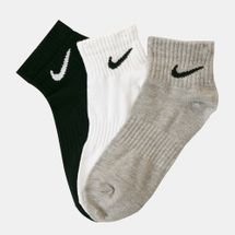 Nike Everyday Ankle Socks (3 Pack)