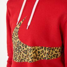 Nike Women's Sportswear Cropped Animal Hoodie, 1541323